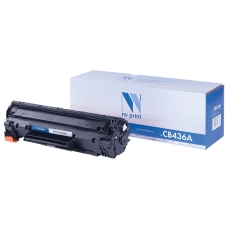 Картридж лазерный NV PRINT NV-CB436A для HP LaserJet P1505/1506/M1120/M1522, ресурс 2000 стр.