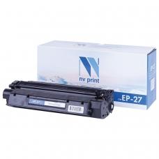 Картридж лазерный NV PRINT NV-EP27 для CANON LBP-3200/MF3228/3240/5730, ресурс 2500 стр.
