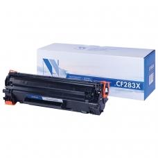 Картридж лазерный NV PRINT NV-CF283X для HP LaserJet Pro M201/M225, ресурс 2200 стр.