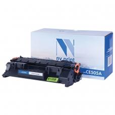 Картридж лазерный NV PRINT NV-CE505A для HP LaserJet P2035/P2055 и другие, ресурс 2300 стр.