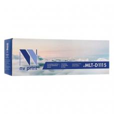 Картридж лазерный NV PRINT NV-MLT-D111S для SAMSUNG M2020/2022/2070/2071, ресурс 1000 стр.