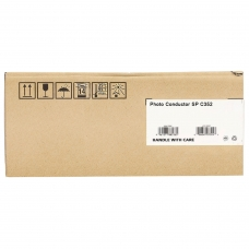 Контейнер для сбора отработанного тонера RICOH SP C352 SP C352/360/361, цветной, ресурс 13000 стр., оригинальный, 408110