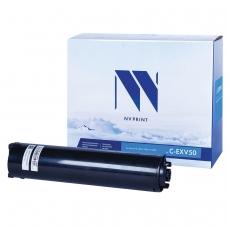 Тонер NV PRINT NV-CEXV50 для CANON IR1435/ 1435i/ 1435iF, ресурс 17600 страниц