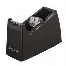 Диспенсер для клейкой ленты BRAUBERG настольный, утяжеленный, большой, 440034
