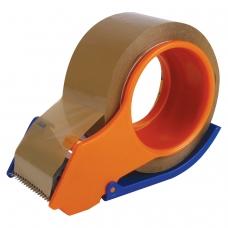 Диспенсер-улитка для клейкой упаковочной ленты, шириной до 50 мм, STAFF, 440123
