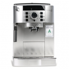 Кофемашина DELONGHI ECAM 22.110.SB, 1450 Вт, объем 1,8 л, емкость для зерен 250 г, ручной капучинатор, серебристая, EСAM 22.110.SB