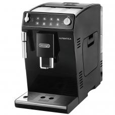 Кофемашина DELONGHI ETAM 29.510.B, 1450 Вт, объем 1,4 л, емкость для зерен 200 г, ручной капучинатор, черная, ETAM29.510.B