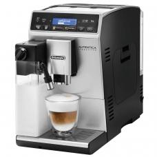 Кофемашина DELONGHI ETAM 29.660.SB, 1450 Вт, объем 1,4 л, емкость для зерен 200 г, автоматический капучинатор, серебристая, ETAM29.660.SB