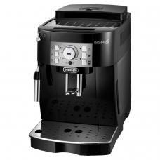 Кофемашина DELONGHI ECAM 21.117.B, 1450 Вт, объем 1,8 л, емкость для зерен 250 г, ручной капучинатор, ECAM22.114.B