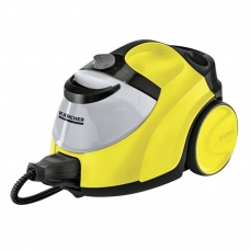 Пароочиститель KARCHER SC5 EasyFix, мощность 2200 Вт, давление 4,2 бар, объем 0,5/1,5 л, желтый, 1.512-530.0