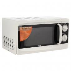 Микроволновая печь MYSTERY MMW-1706, объем 17 л, мощность 800 Вт, механическое управление, таймер, белая