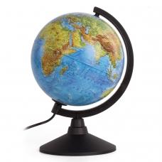 Глобус физический/политический GLOBEN 'Классик', диаметр 210 мм, с подсветкой, К012100089