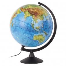 Глобус физический GLOBEN 'Классик', диаметр 320 мм, с подсветкой, К013200017