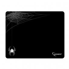 Коврик для мыши GEMBIRD MP-GAME11 'Паук', ткань+резина, 250х200х3 мм, черный