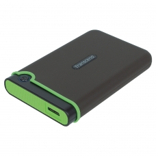 Диск жесткий внешний HDD TRANSCEND StoreJet 25M3S 2TB 2.5', USB 3.1, серый, TS2TSJ25M3S