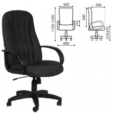 Кресло офисное 'Классик', СН 685, черное, 1118298