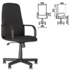 Кресло офисное Diplomat, черное
