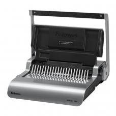 Переплетная машина для пластиковой пружины FELLOWES QUASAR+, пробивает 25 л., сшивает 500 л., FS-56277