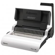 Переплетная машина для пластиковой пружины FELLOWES PULSAR+, пробивает 20 листов, сшивает 300 листов, FS-56276
