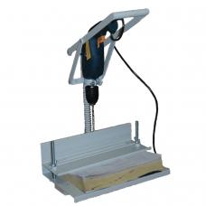 Станок для архивного переплета вертикальный УПД Д с дрелью, с лотком, сшивка до 100 мм 950 л.