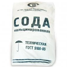 Сода кальцинированная, 25 кг, -