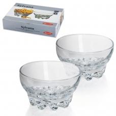 Набор салатников/креманок 'Sylvana', 6 шт., 300 мл, стекло, PASABAHCE, 43258
