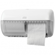 Диспенсер для туалетной бумаги TORK Система T4 Elevation, белый, 557000