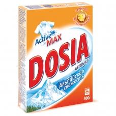 Стиральный порошок-автомат 400 г, DOSIA Дося 'Альпийская свежесть', 280454
