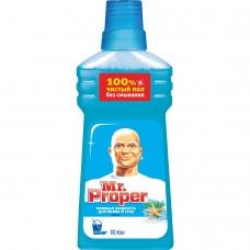 Средство для мытья пола и стен 500 мл, MR.PROPER Мистер Пропер Океан