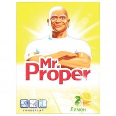 Чистящее средство 400 г, MR.PROPER Мистер Пропер 'Лимон', универсал, порошок