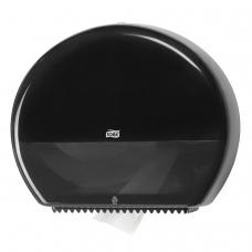Диспенсер для туалетной бумаги TORK Система T1 Elevation, черный, 554008