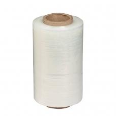 Стрейч-пленка для упаковки мини-рулон, ширина 125 мм, длина 200 м, 0,46 кг, 20 мкм