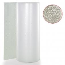 Пленка воздушно-пузырчатая 3-х слойная, ширина 1,2 м, длина 100 м, плотность 60 г/м2