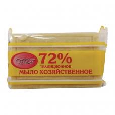 Мыло хозяйственное 72%, 150 г Меридиан 'Традиционное', в упаковке