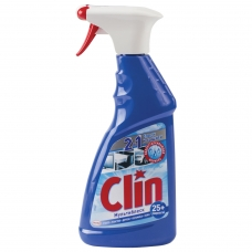 Средство для мытья стекол и поверхностей 500 мл, CLIN Клин 'Мультиблеск', распылитель, 1967881