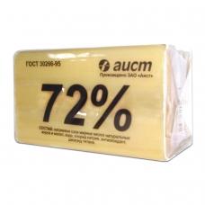 Мыло хозяйственное 72%, 200 г, Аист 'Классическое', в упаковке, 4304010046