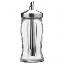 Сахарница с дозатором, объем 260 мл, 'Black&White', PASABAHCE, 80078