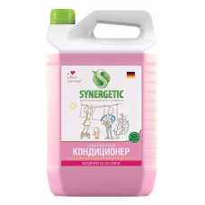 Кондиционер-ополаскиватель для белья 5 л SYNERGETIC 'Аромагия', гипоаллергенный, концентрат, 110500