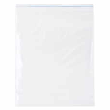 Пакеты с замком 'зиплок' гриппер, 100 шт., 350х450 мм, ПВД, 35 мкм, PEZ019P