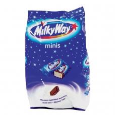 Шоколадные батончики MILKY WAY 'Minis', 176 г, 2262