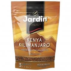 Кофе растворимый JARDIN 'Kenya Kilimanjaro' 'Кения Килиманджаро', сублимированный, 150 г, мягкая упаковка, 1018-14