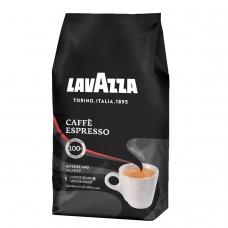 Кофе в зернах LAVAZZA Лавацца Caffe Espresso, 1000 г, вакуумная упаковка, 1874