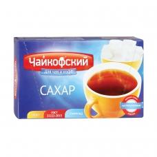 Сахар-рафинад 'Чайкофский', 1 кг 196 кусочков, 15х16х21 мм, высший сорт по ГОСТу, картонная упаковка