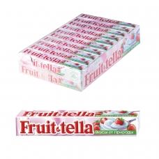 Жевательная конфета FRUITTELLA Фруттелла 'Клубничный йогурт', 41 г, 86785