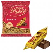 Конфеты шоколадные КРАСНЫЙ ОКТЯБРЬ 'Кара-Кум', 250 г, пакет, КО04272
