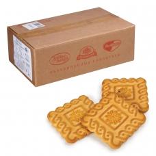 Печенье РОТ ФРОНТ Любимое со сливками, весовое, 4 кг, гофрокороб, РФ15188