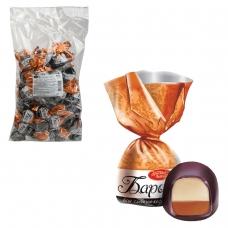 Конфеты шоколадные КРАСНЫЙ ОКТЯБРЬ 'Барокко', сливочно-кофейный крем, 1000 г, пакет, КО13343