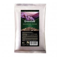 Чай GREENFIELD Гринфилд 'Mountain Thyme', черный с чабрецом, листовой, 250 г, пакет, 1142-15