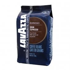 Кофе в зернах LAVAZZA Лавацца 'Gran Espresso', натуральный, 1000 г, вакуумная упаковка, 2134