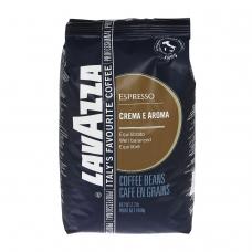 Кофе в зернах LAVAZZA Лавацца 'Crema Aroma Espresso', натуральный, 1000 г, вакуумная упаковка, 2490